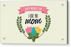 Mother's Day Acrylic Print
