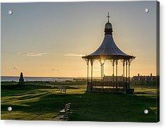 Nairn Bandstand Acrylic Print
