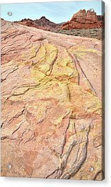 Acrylic Print featuring the photograph North Valley Of Fire by Ray Mathis