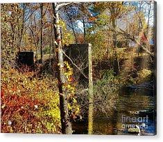 Northeast Acrylic Print