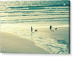 Oceanside Oregon Acrylic Print