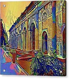 prague castle - My WWW vikinek-art.com Acrylic Print