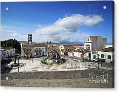 Ribeira Grande - Azores Acrylic Print by Gaspar Avila