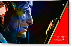 Ronnie Wood Collection Acrylic Print