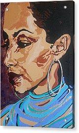 Sade Adu Acrylic Print