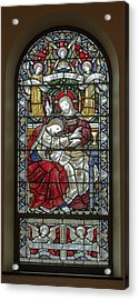Saint Anne's Windows Acrylic Print