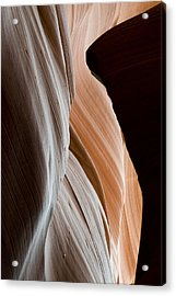 Sandstone Abstract Acrylic Print