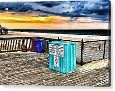 Scenes From Ortley  Acrylic Print by Vincent DeLucia