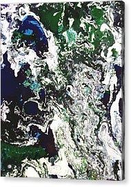 Space Odyssey Acrylic Print
