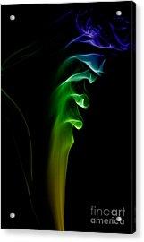 smoke XXVI Acrylic Print