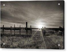 Sol Legare Sunset Acrylic Print