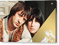Sonny And Cher Collection Acrylic Print
