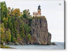 Split Rock Lighthouse Acrylic Print