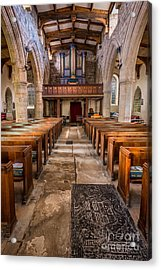 St. Marys Church Acrylic Print