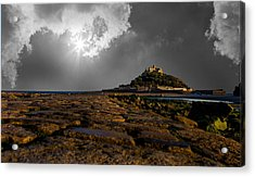 St Michaels Mount Acrylic Print