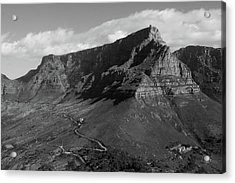 Table Mountain - Cape Town Acrylic Print