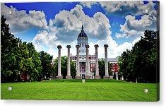 The Francis Quadrangle - University Of Missouri Acrylic Print