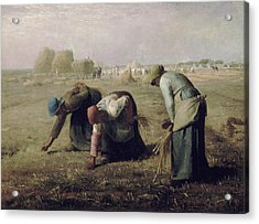 The Gleaners  Acrylic Print