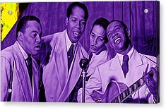 The Ink Spots Collection Acrylic Print