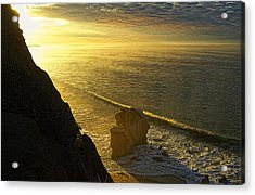 The Start Of A New Day Acrylic Print by Ron Regalado