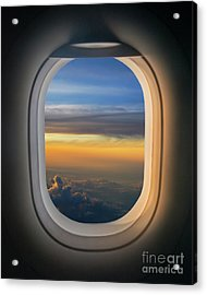 The Window Seat  Acrylic Print