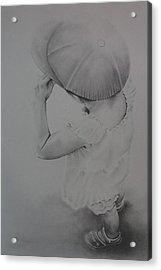 This Way Acrylic Print by John C