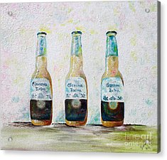 Three Amigos Acrylic Print