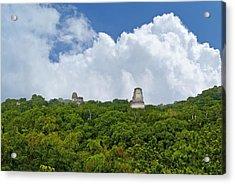 Tikal, Guatemala Acrylic Print