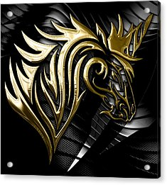 Unicorn Collection Acrylic Print