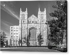 University Of Michigan Law Library Acrylic Print