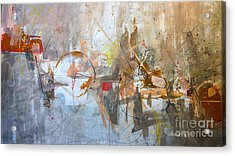 Untitled Abstraction Acrylic Print