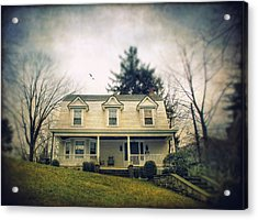Vacant Acrylic Print by Jessica Jenney