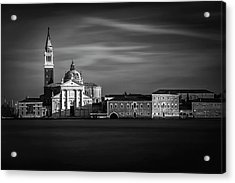 Acrylic Print featuring the photograph View From San Marco by Andrew Soundarajan
