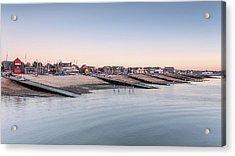 Whitstable Bay  Acrylic Print by Ian Hufton
