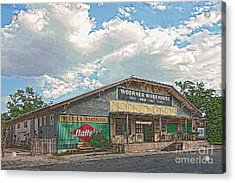 Woerner Warehouse Acrylic Print