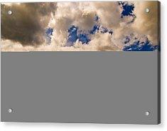 Wyoming Sky Acrylic Print by Patrick  Flynn