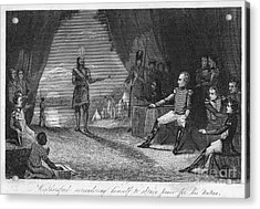 Andrew Jackson (1767-1845) Acrylic Print