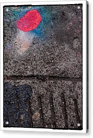Abstract 75 Acrylic Print