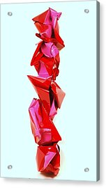 2004 Mini Super Stretch Limo  Acrylic Print by Mac Worthington