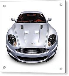 2009 Aston Martin Dbs Acrylic Print by Oleksiy Maksymenko