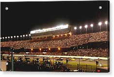 2009 Coke Zero 400 At Daytona International Speedway Acrylic Print