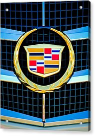 2011 Cadillac Cts Performance Collection -0584c45 Acrylic Print