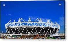 2012 Olympics London Acrylic Print