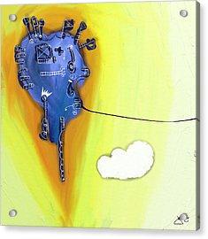 2015-07-29 Acrylic Print by Jemal Diamond