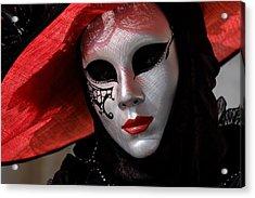 2015 - 2046 Acrylic Print