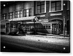 2016 Tampa Street Cars Acrylic Print by Marvin Spates