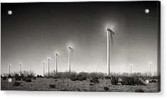 21st Century Green Acrylic Print by Mike McMurray