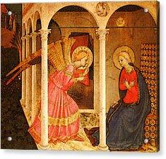 Fra Angelico  Acrylic Print