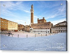 Siena Acrylic Print by Andre Goncalves