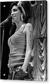 Amy Winehouse Photo 19 Acrylic Print
